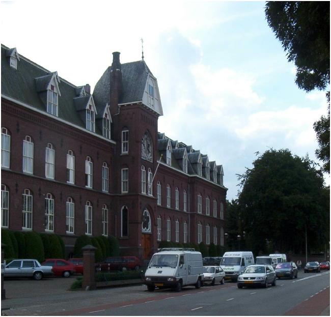Missiehuis MSC
